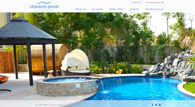 trusted swimming pool contracting company in Dubai