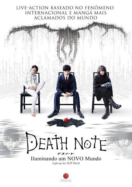 Death Note: Iluminando um Novo Mundo Torrent – BluRay 720p/1080p Legendado