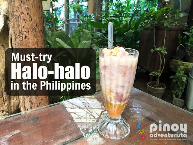 Best-tasting Halo-halo in the Philippines