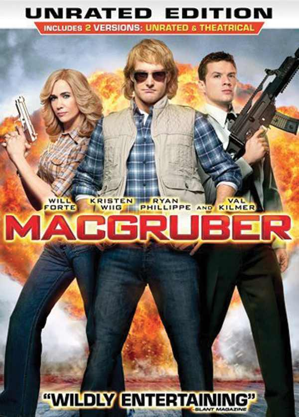 MOVIES ON DEMAND: MacGruber (2010)