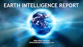 Brad Johnson: Earth Intelligence Report - 12. November 2018