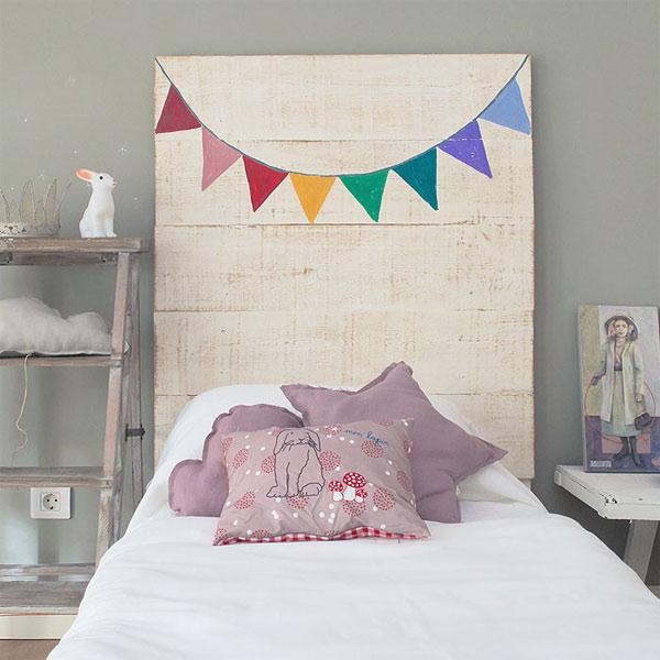 Blog dedicado a nuestra hermosa unos cabeceros de cama muy originales - Cabeceros originales infantiles ...
