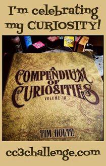 A Compendium of Curiosities Challenge