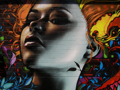 Graffity-Artistic-Beautiful-Girl