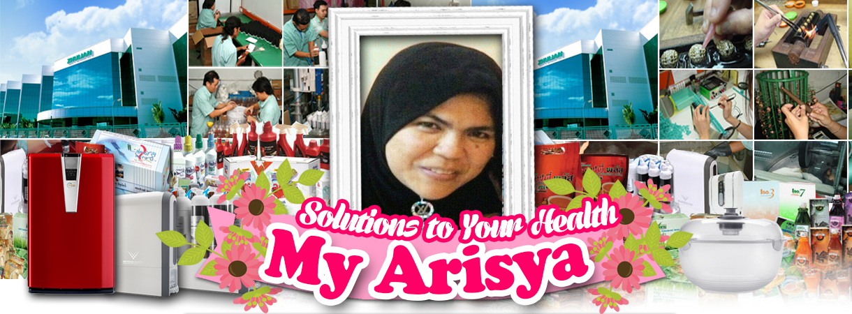 My Arisya : Solutions to Your Health
