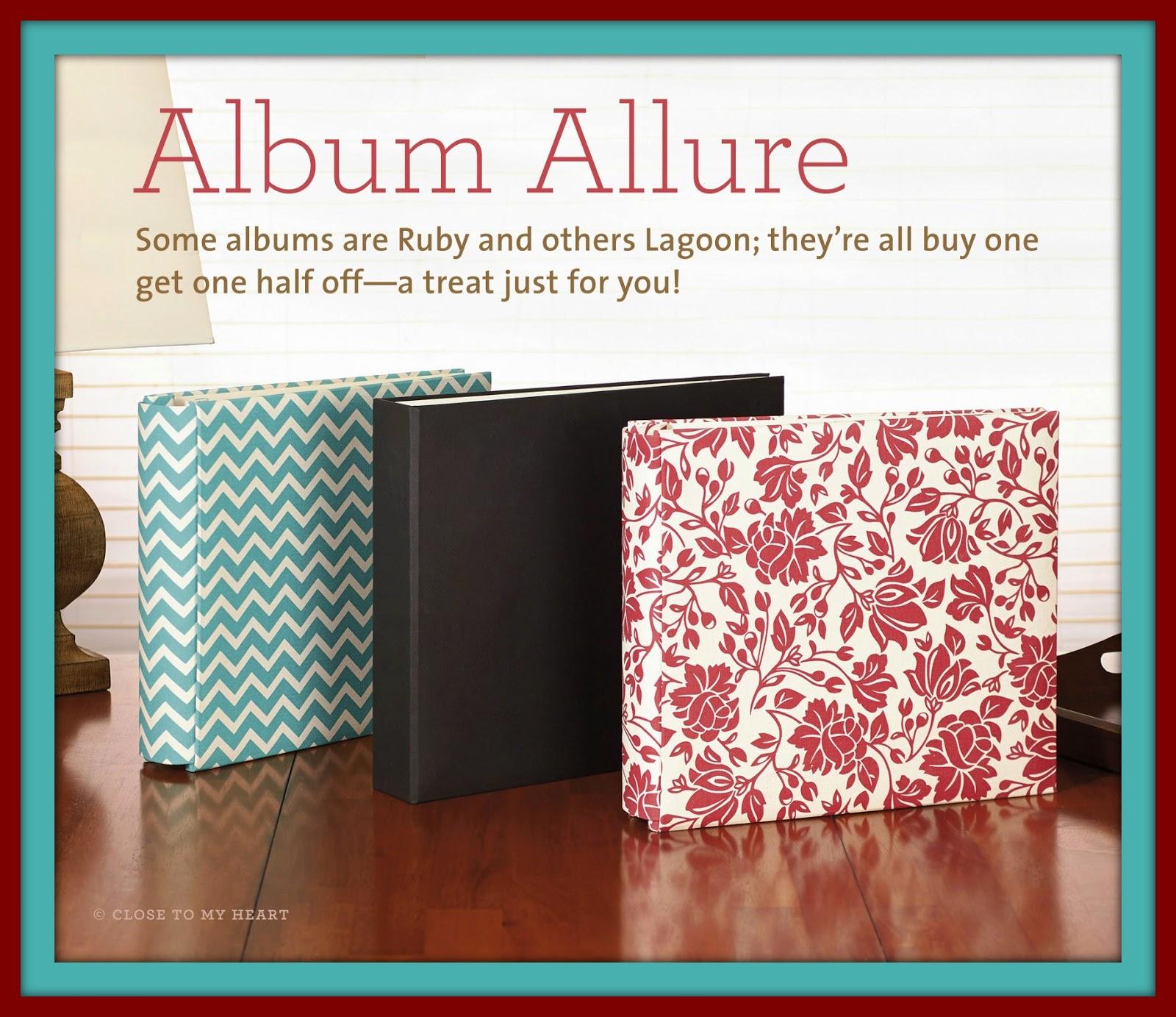 Album Allure