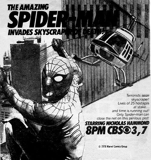 Spider Man 1977 1977 Amazing Spider-man