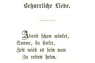 Mathilde Wesendonck: Beharrliche Liebe. 1862