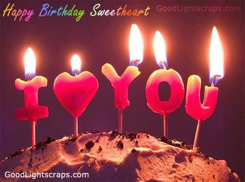 Birthday Wishes Love