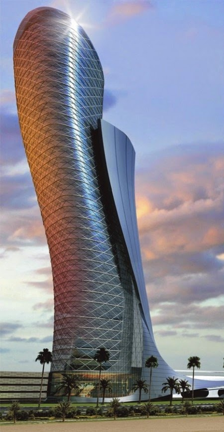 Amazing Capital Gate