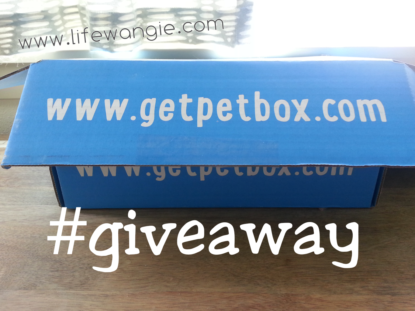 PetBox Giveaway