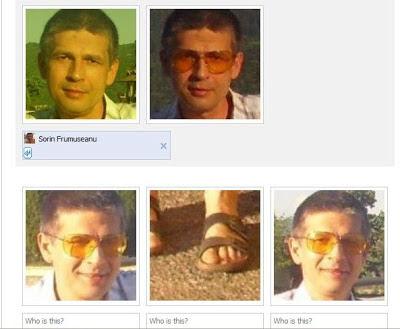Tehnologia recunoastere faciala facebook