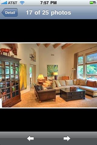 Dream Home Extravagant Living Room