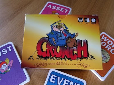 Crunch - The cards and the box