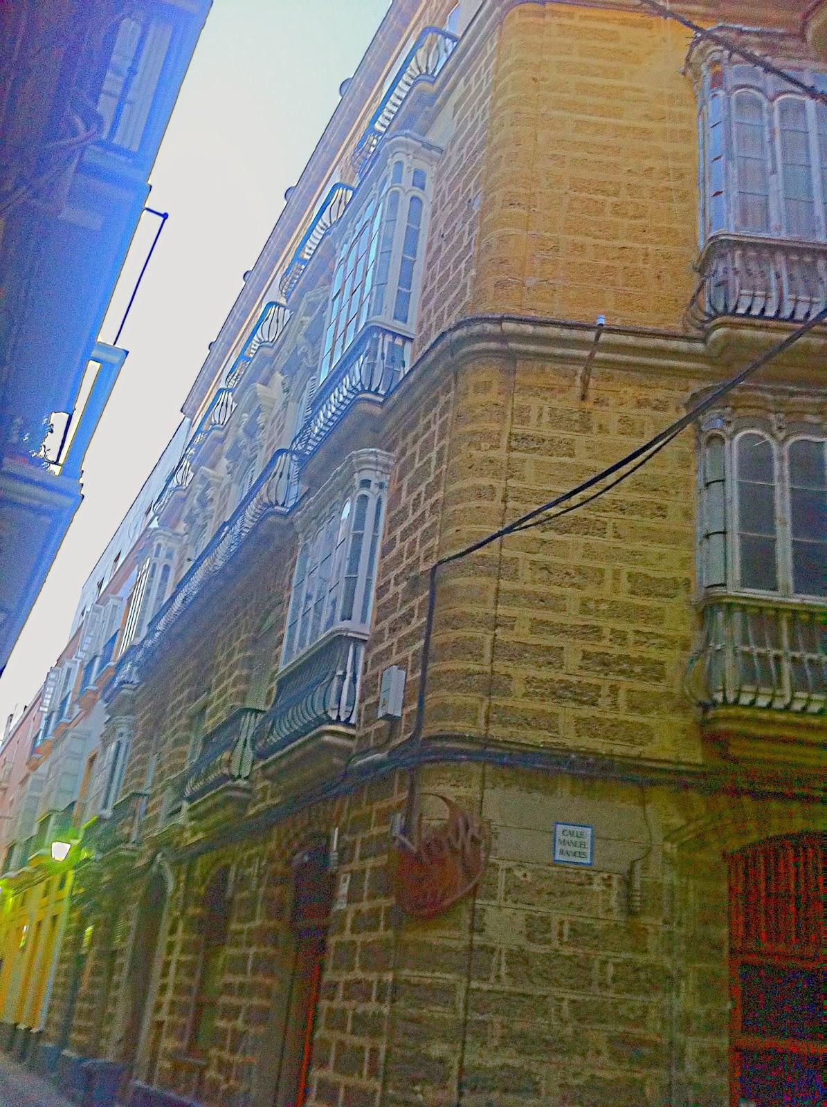 Cuaderno de apuntes fotos - La casa del pirata cadiz ...