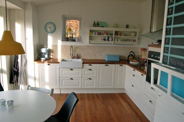 Sirianna: stue   køkken