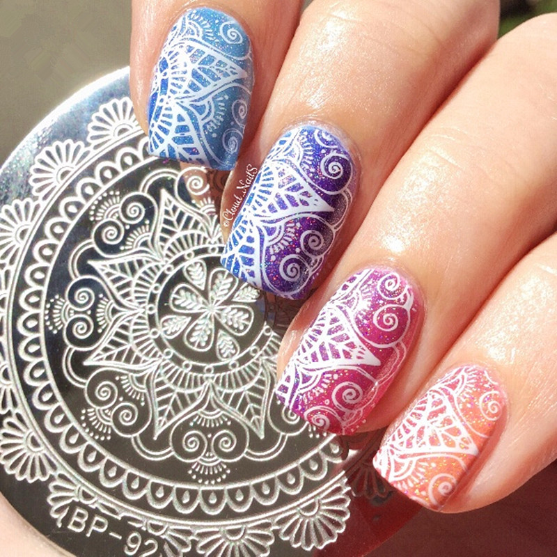 Nail art stamping hacks how to stamp nails perfectly prinsesfo Gallery