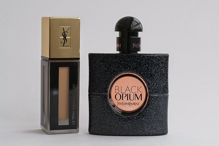 yves saint laurent profumo fondotinta