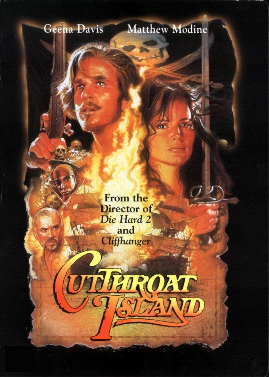 Happyotter: CUTTHROAT ISLAND (1995)