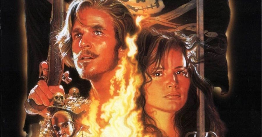 Happyotter: CUTTHROAT ISLAND (1995)