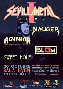 Sevilla Metal Fest