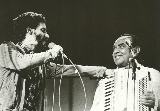 Gonzaguinha e Gonzagão - Canecão 1987.