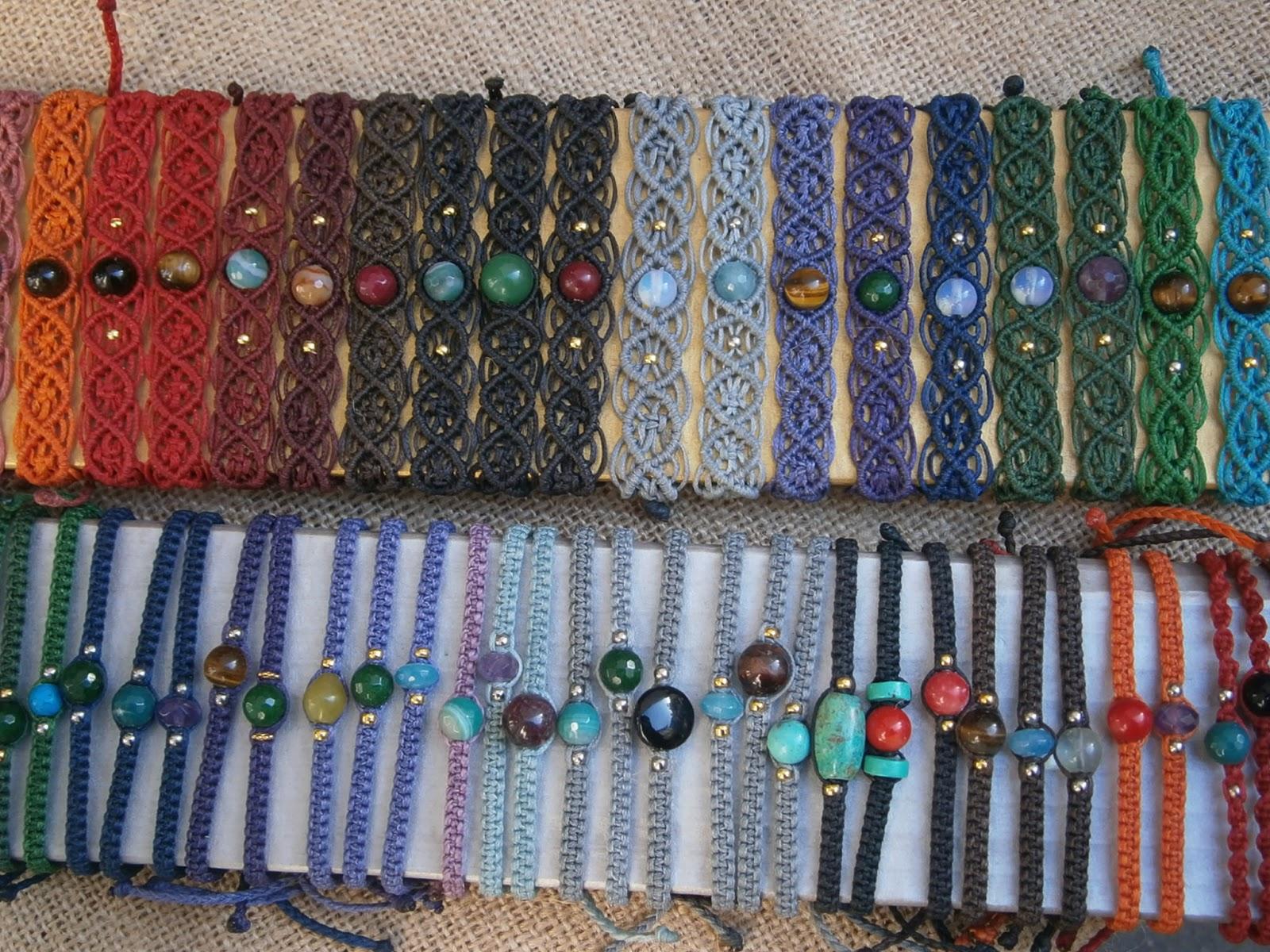 Populaire Tililà artigiani in viaggio: bracciali e braccialetti FL66