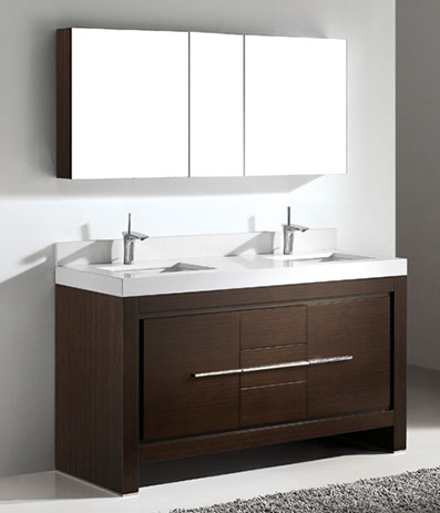 discount bathroom vanities modern vanity for bathrooms online. Black Bedroom Furniture Sets. Home Design Ideas