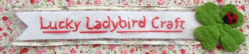 Lucky Ladybird Craft