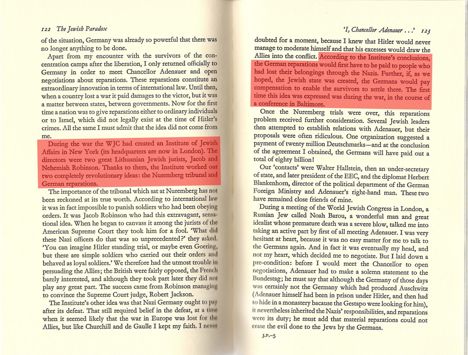 7 paragraph, 4-5 on nuremberg trials? research essay?