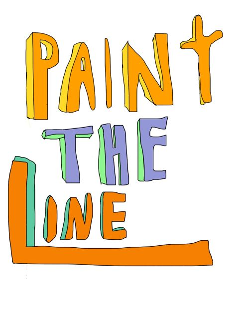 Paint The Line