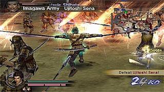 Samurai Warriors 2: Xtreme Legends www.juegosparaplaystation.com iso ps2 descargar bajar
