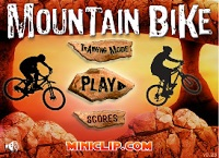 لعبة دراجات الجبال 2007