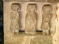 Grup escultòric de la dreta. Autor: Capolat - Viquipèdia
