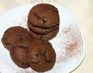 Recette des Cookies au chocolat Réalisé par Hafida Giff