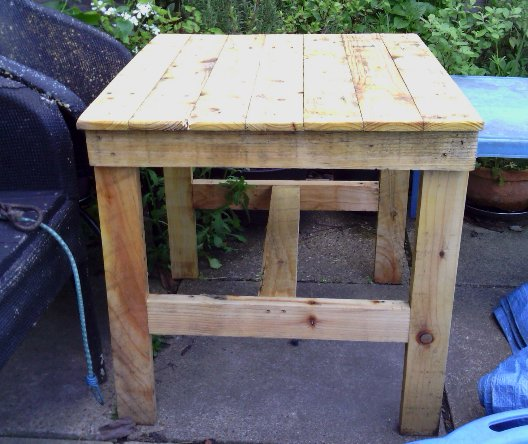 The shed and beyond patio table made from pallets the shed and beyond patio table made from pallets watchthetrailerfo