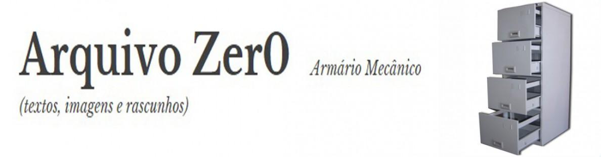 Armário Mecânico - Arquivo Zer0