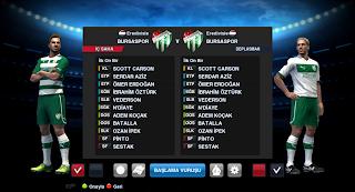 Pes 2013 Spor Toto Süper Lig Yaması , Ptt 1.Lig ve Türkçe Spiker