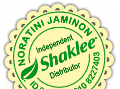 Cara Pengambilan Supplemen Shaklee