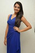Nikitha Narayan glam pics in blue-thumbnail-17