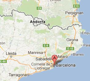 Les plus beaux coins d 39 espagne barcelone - Ville bord de mer mediterranee ...
