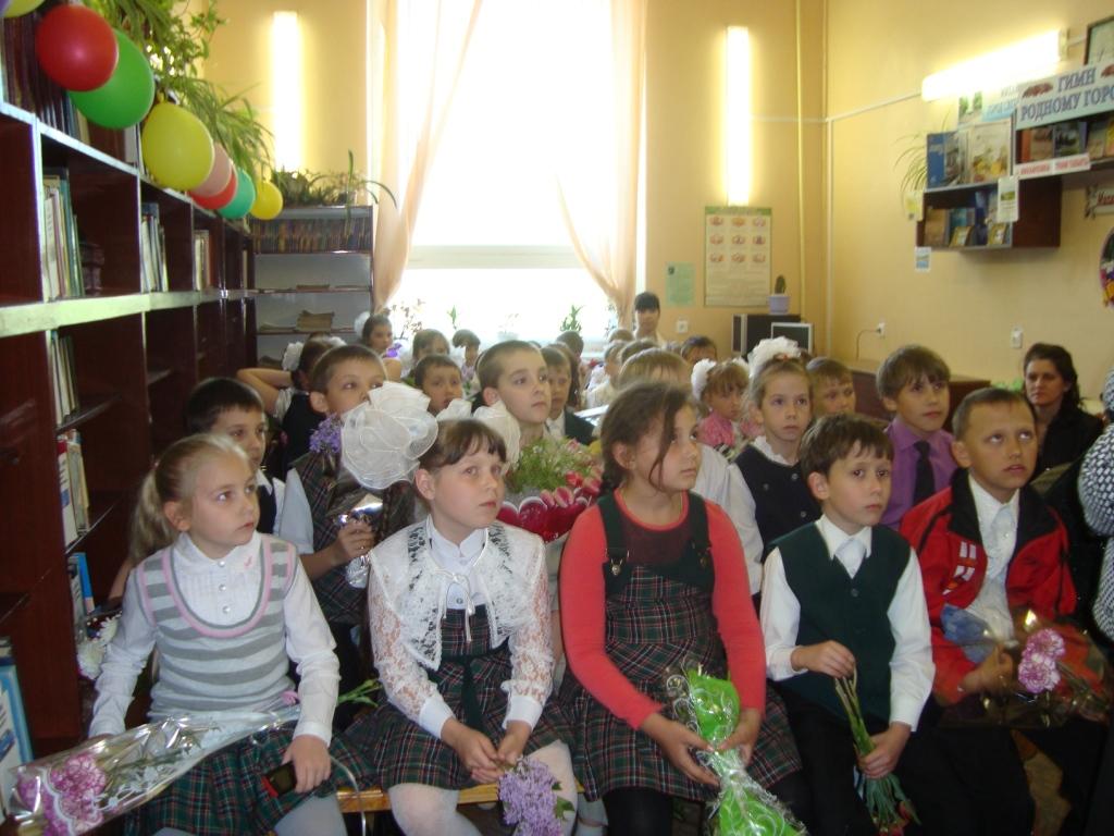 К акции читаем детям о войне
