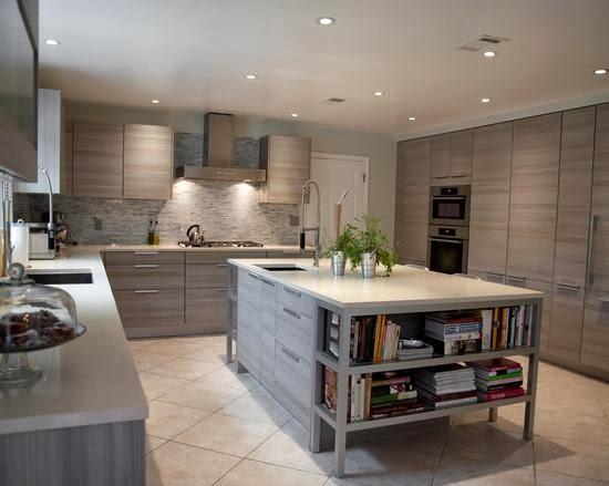 Gambar lemari dapur bawah terbaru 2013-2014