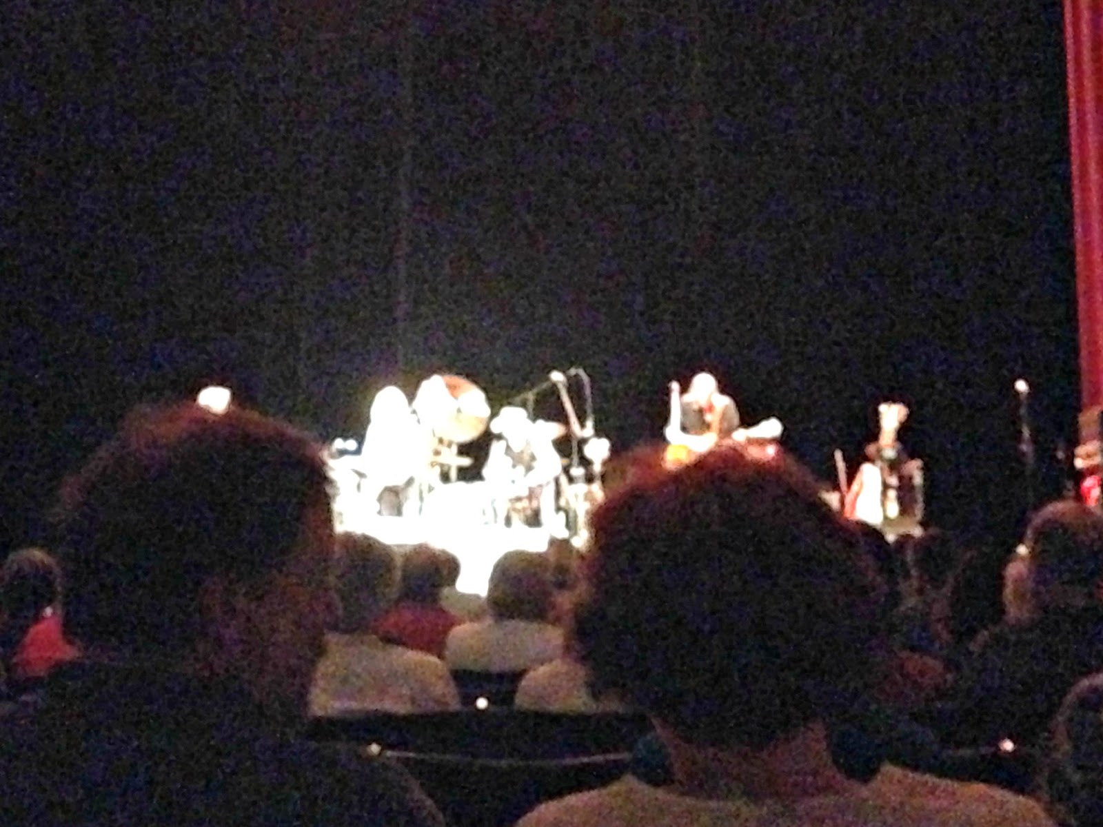 Lucinda Williams - Bailey Hall Ithaca Concert