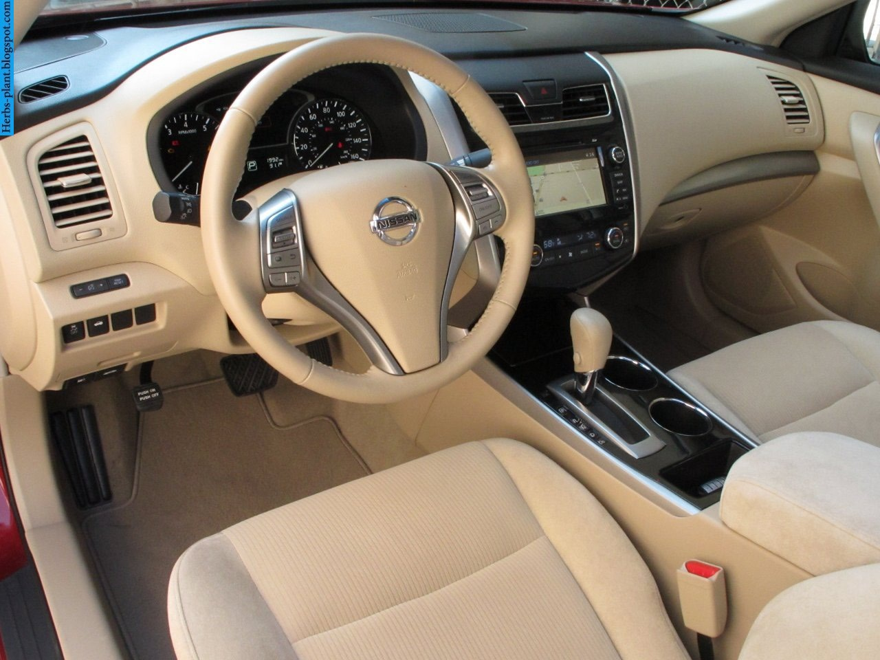 Nissan altima car 2013 interior - صور سيارة نيسان التيما 2013 من الداخل