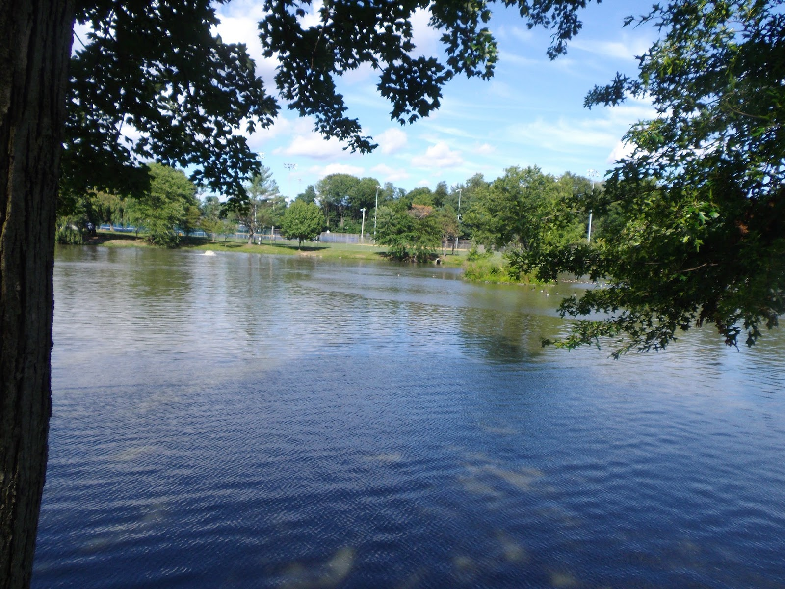 Fishing in west orange new jersey the great lakes of nyc for Fishing lakes in nj