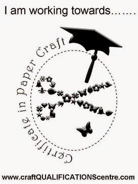 Certificate in Paper Craft
