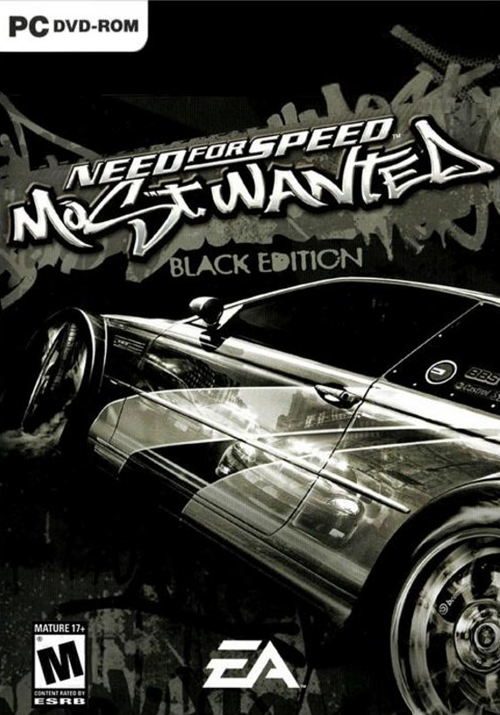Need for Speed Most Wanted Black Edition pc full español cd iso por mega