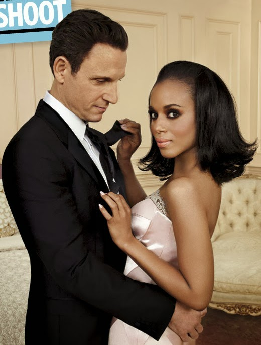 Kerry And Tony In Love