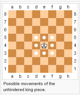 Chess Guide - Kings Movements